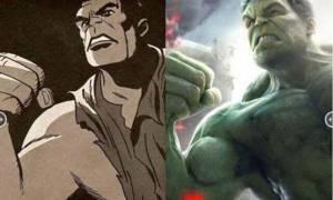 Avengers: Δείτε τις διαφορές ανάμεσα στα Comics και τον Κινηματογράφο