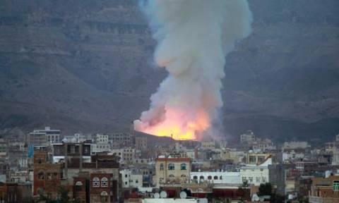 Υεμένη: Οι βομβαρδισμοί κατέστρεψαν τμήμα της παλιάς πόλης της Σαναά