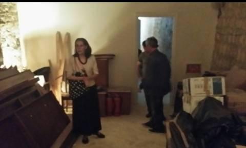 Ηράκλειο: Έκλεψαν κειμήλια από τη Στοά Μακάσι