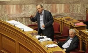 Στρατούλης: «Κύριε Βρούτση, στο σπίτι του κρεμασμένου δεν μιλάνε για σχοινί»