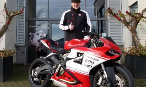 Ducati: Ώρα για παιχνίδι