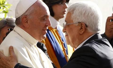 Επίσημη αναγνώριση του Παλαιστινιακού Κράτους από το Βατικανό - Αντιδρά το Ισραήλ