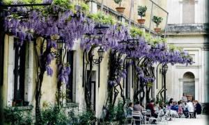 Μια βόλτα στην Ιταλία με αφορμή τα λουλούδια (photos)