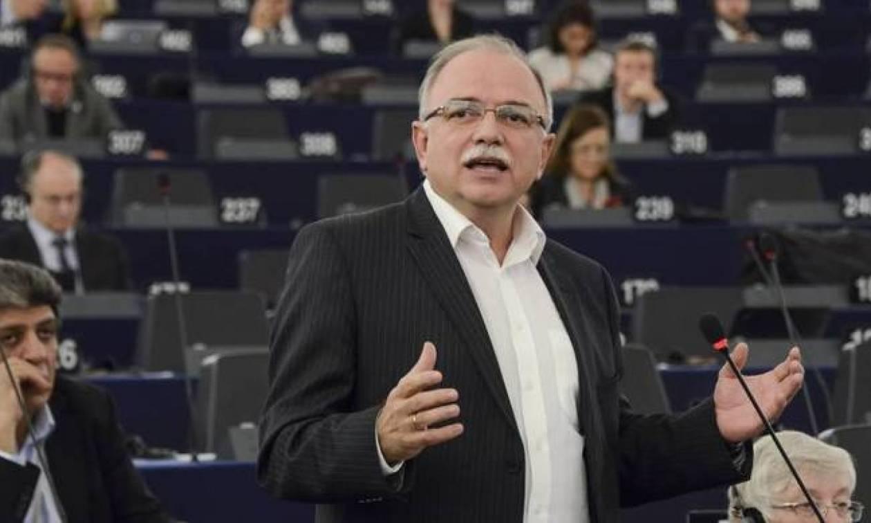 Τι απαντά ο Ντράγκι για τους εκβιασμούς της ΕΚΤ, για απειλή διακοπής του ELΑ