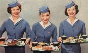 Χάλια φαγητό στο αεροπλάνο; Μην πυροβολείτε τον σεφ!
