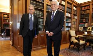 Παυλόπουλος σε Τόσκα: «Δεν ξεχνάμε τις υποχρεώσεις μας απέναντι στις Ένοπλες Δυνάμεις»