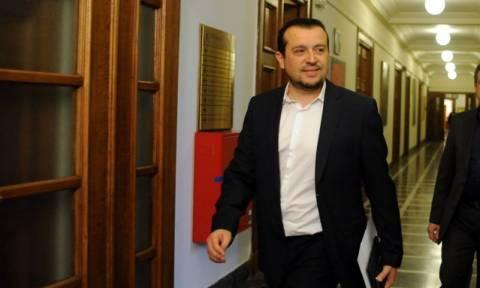 Παππάς: Δεν βοηθούν οι γερμανικοί κύκλοι που επαναφέρουν σενάρια Grexit