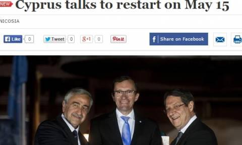 Hurriyet για Κυπριακό: «Αρχίσουν στις 15 Μαΐου οι συνομιλίες»