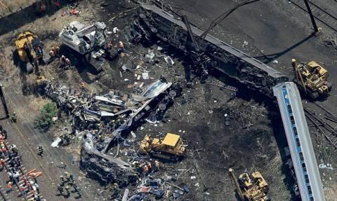 ΗΠΑ: Διάσειση υπέστη ο μηχανοδηγός του τρένου – Δε θυμάται πώς συνέβη το δυστύχημα