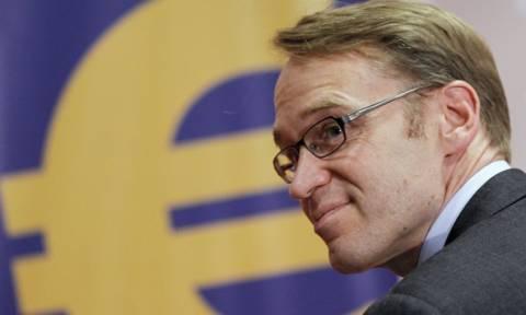 Προκαλεί ο Βάιντμαν: Δεν είναι δουλειά της ΕΚΤ να σώσει την Ελλάδα