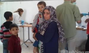 Το πλοίο για τον Πειραιά παίρνουν οι μετανάστες της Παλαιοχώρας