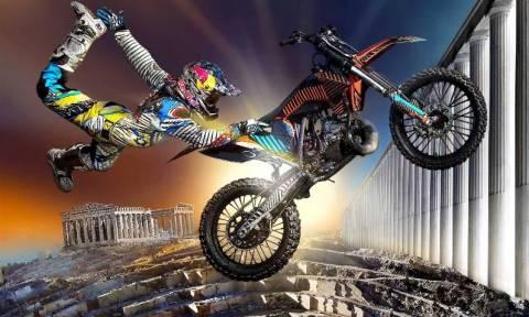 Red Bull X-Fighters: Μετράμε αντίστροφα για τον τελευταίο μήνα