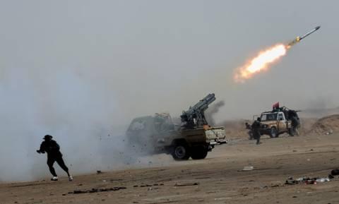 Λιβύη: Επτά παιδιά σκοτώθηκαν από ρουκέτα στη Βεγγάζη