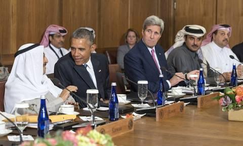 Συνάντηση Ομπάμα με ηγέτες Αραβικών κρατών στο Καμπ Ντέιβιντ