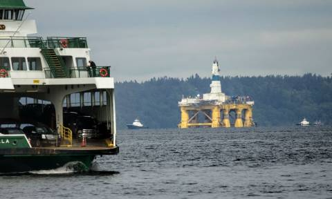 Διχάζει η εξόρυξη πετρελαίου στην Αλάσκα (pics)