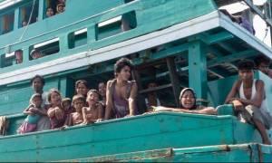 Ινδονησία: Τουλάχιστον 700 μετανάστες μεταφέρθηκαν στις ακτές της Άτσεχ
