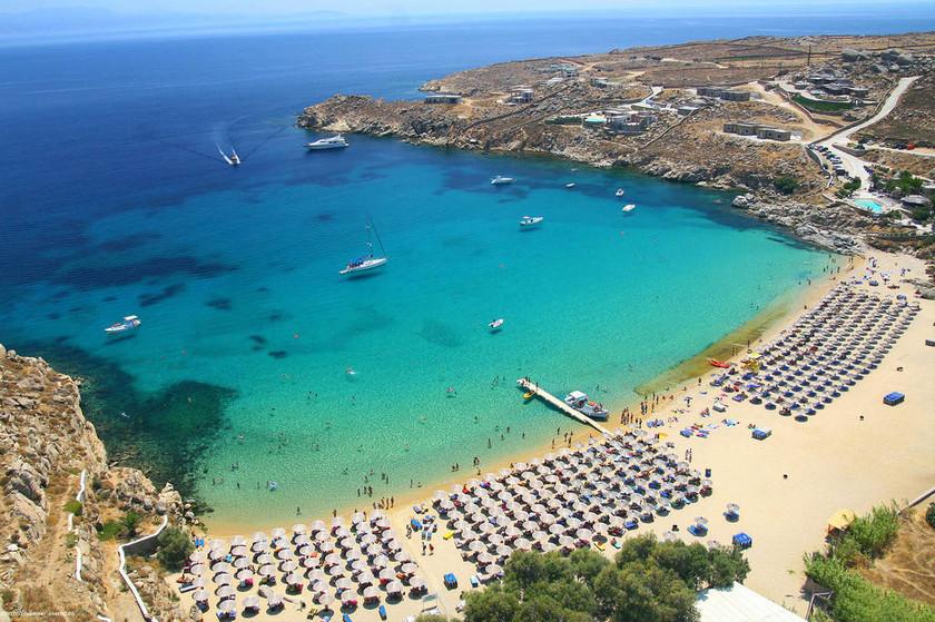 Οι δέκα καλύτερες παραλίες της Ελλάδας (photos)