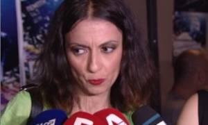 Ματθίλδη Μαγγίρα: «Δεν θα έβλεπα την εκπομπή της Μπέτυς»