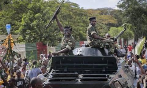 Μπουρούντι: Απέτυχε το πραξικόπημα - Συνελήφθησαν τρεις στρατηγοί