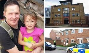 21 χρόνια κάθειρξη για τον πατέρα που χτύπησε μέχρι θανάτου την 4χρονη κόρη του