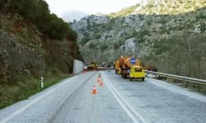 Ιωάννινα: Ανατροπή νταλίκας - Κλειστή η Ε.Ο. Ιωαννίνων - Αθηνών