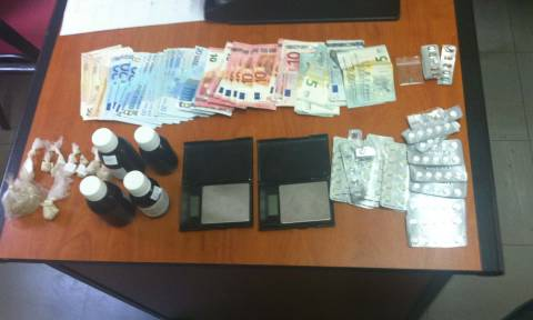 Θεσσαλονίκη: Σύλληψη 36χρονου για κατοχή και εμπορία ναρκωτικών