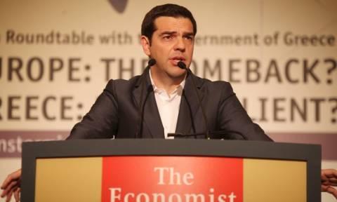 Τσίπρας: Νομοθετούμε και διαπραγματευόμαστε για το συμφέρον της κοινωνικής πλειοψηφίας