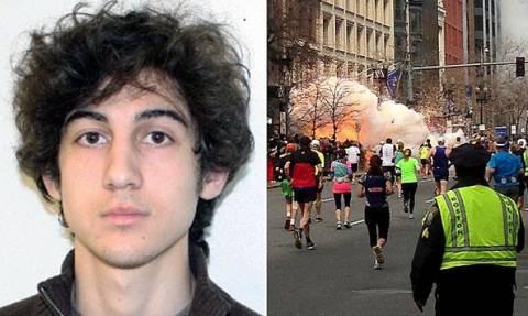 Στην εσχάτη των ποινών καταδικάστηκε ο βομβιστής του μαραθωνίου της Βοστώνης
