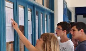 Πανελλήνιες 2015: Αυλαία για τις πανελλαδικές με τη Νεοελληνική Γλώσσα