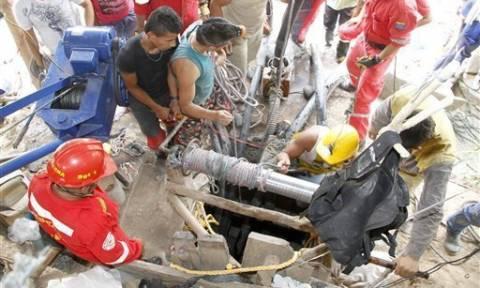 Κολομβία: Σωστικά συνεργεία ανέσυραν έξι σορούς από το πλημμυρισμένο χρυσωρυχείο