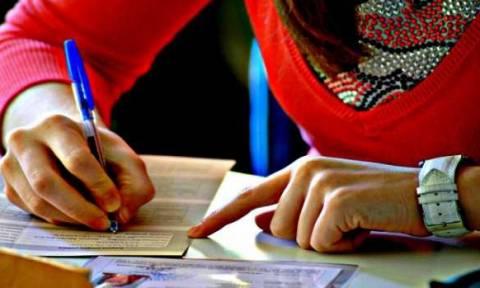 Πανελλήνιες 2015: Η διαδικασία που πρέπει να ακολουθήσουν οι υποψήφιοι με το 10%