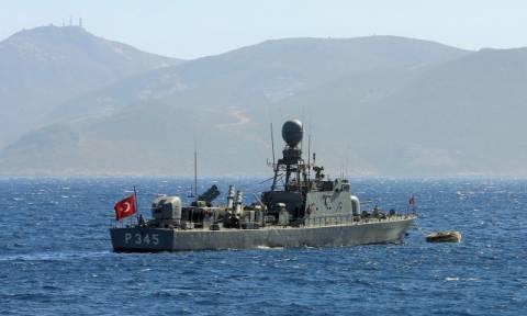 Τουρκικό πλοίο βρέθηκε στα ανοιχτά των Σφακίων και της Γαύδου
