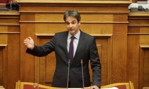 Μητσοτάκης: Ζήτημα εθνική ευθύνης η στήριξη μιας συμφωνίας
