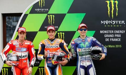 MotoGP Grand Prix Γαλλία: Ο Marquez ξεκινά από την pole position