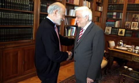 Συνάντηση Παυλόπουλου με τον Λιάνη για τις φετινές εκδηλώσεις των Πρεσπών