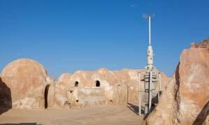 Μείνε στα μέρη που έζησε ο Skywalker (photos)