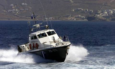 Σάμος: Μετανάστες κινδύνευσαν ανοιχτά του νησιού