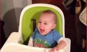 Όταν τα μωρά ανακαλύπτουν τον κόσμο