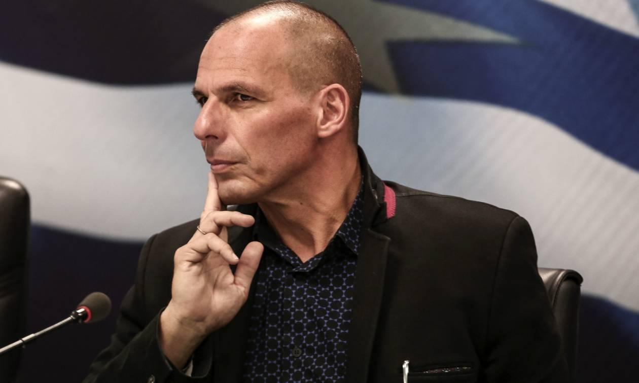 WSJ: Η Eurovision, ο Βαρουφάκης και το... «One Last Breath»