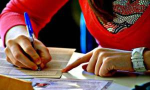 Πανελλήνιες 2015: Σήμερα η έναρξη των εισαγωγικών εξετάσεων σε ΑΕΙ και ΤΕΙ