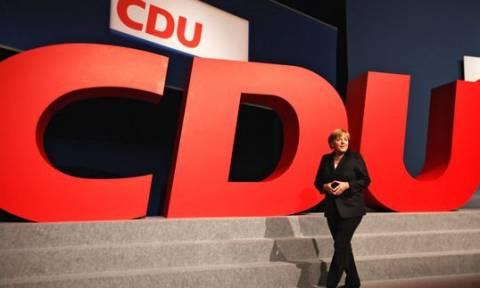 Διαφωνίες στο εσωτερικό της CDU/CSU προκαλεί η διάσωση της Ελλάδας