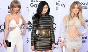Billboard Music Awards: Οι ωραιότερες, αλλά και οι πιο κακόγουστες εμφανίσεις των βραβείων