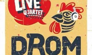 Οι dRom ζωντανά στο Άλικο