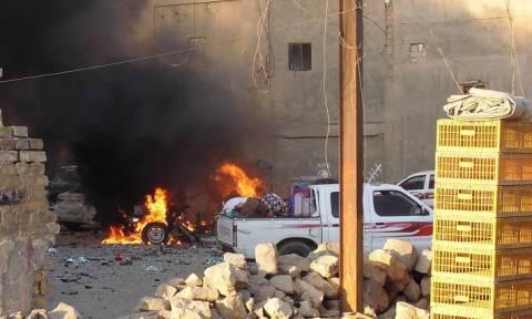 Ιράκ: «Οπισθοδρόμηση» στη μάχη κατά των τζιχαντιστών η απώλεια της Ραμάντι
