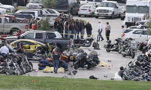 Τέξας: 192 συλλήψεις για την αιματηρή συμπλοκή μεταξύ συμμοριών μοτοσυκλετιστών (videos)