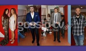 The Voice: Στα backastage του πρώτου live