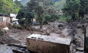 Κολομβία: Κατολίσθηση έθαψε κοινότητα στις Άνδεις - Τουλάχιστον 40 νεκροί (videos)