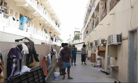 Τηλεοπτικό συνεργείο του BBC συνελήφθη στο Κατάρ