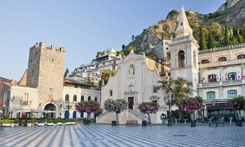 Αρχαίο ελληνικό θέατρο και ετήσιο Film Festival στη Σικελία (video)