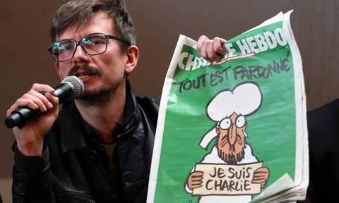Αποχωρεί από το Charlie Hebdo ο σκιτσογράφος που επέζησε